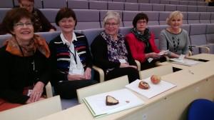 Liitokokouspäivät Seinäjoella 2013